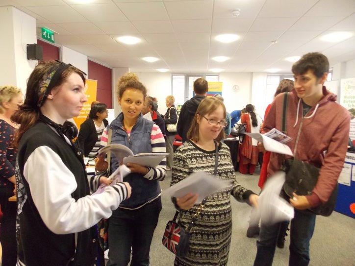 Young people seeking volunteering opportunities
