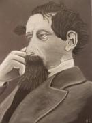 Charles Dickens by Aaron Kearsley
